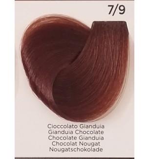 Tinta per capelli Cioccolato Gianduia 7/9 100 ml Inebrya Color - prodotti per parrucchieri - hairevolution prodotti
