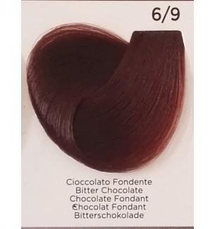 Tinta Cioccolato Fondente 6/9 100 ml Inebrya Color - prodotti per parrucchieri - hairevolution prodotti