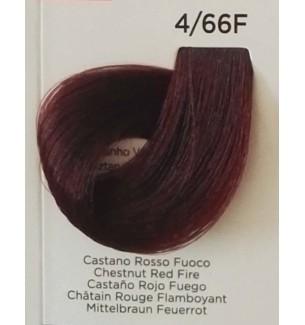 Tinta Castano Rosso Fuoco 5/66F 100 ml Inebrya Color - prodotti per parrucchieri - hairevolution prodotti
