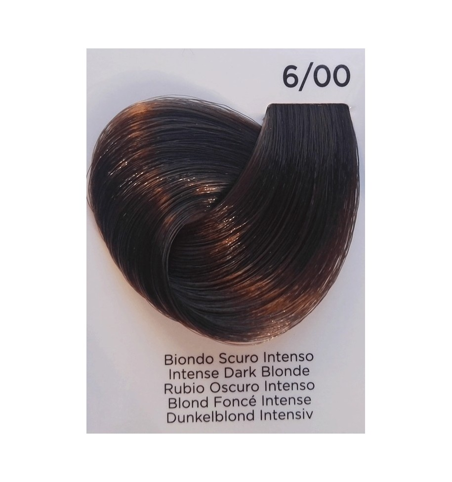 Tinta Biondo Scuro Intenso 6/00 100 ml Inebrya Color - prodotti per parrucchieri - hairevolution prodotti