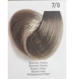 Tinta Biondo Matte 7/8 100 ml Inebrya Color - prodotti per parrucchieri - hairevolution prodotti