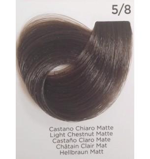 CASTANO CHIARO MATTE 5/8 100 ml Inebrya Color - prodotti per parrucchieri - hairevolution prodotti