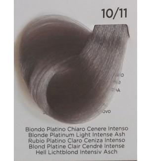 Tinta Biondo Platino Chiaro Cenere Intenso 10/11 100 ml Inebrya Color - prodotti per parrucchieri - hairevolution prodotti