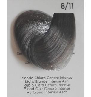Tinta Biondo Chiaro Cenere Intenso 8/11 100ml Inebrya Color - prodotti per parrucchieri - hairevolution prodotti