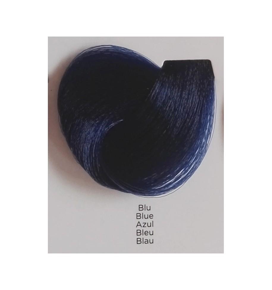 BLU 100 ml Inebrya Color - prodotti per parrucchieri - hairevolution prodotti