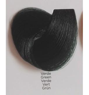 VERDE 100 ml Inebrya Color - prodotti per parrucchieri - hairevolution prodotti