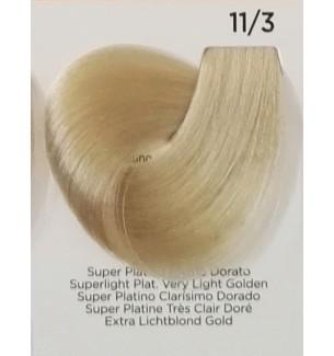 SUPER PLATINO CHIARISSIMO DORATO 11/3 100 ml Inebrya Color - prodotti per parrucchieri - hairevolution prodotti