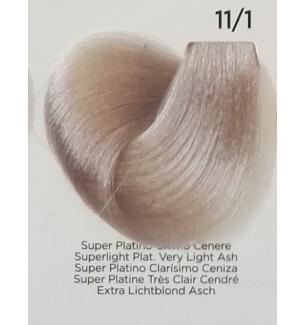 INEBRYA COLOR Tintura 11/1 Super Platino Chiarissimo Cenere 100 ml
