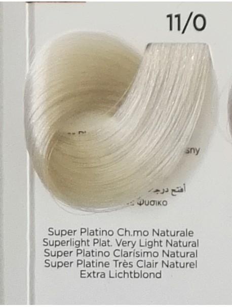 Tinta Super Platino Chiarissimo Naturale 11/0 100 ml Inebrya Color