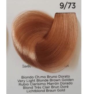 Tinta Biondo Chiarissimo Bruno Dorato 9/73 100 ml Inebrya Color