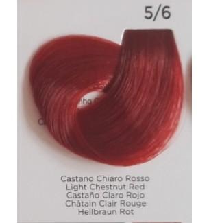 INEBRYA COLOR Tintura 5/6 Castano Chiaro Rosso 100 ml