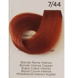 Tinta per capelli Biondo Rame Intenso 7/44 Inebrya Color - prodotti per parrucchieri - hairevolution prodotti