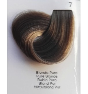 Tinta Biondo Puro 7 100 ml Inebrya Color - prodotti per parrucchieri - hairevolution prodotti