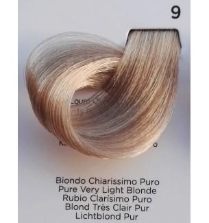 Tinta Biondo Chiarissimo Puro 9 100 ml Inebrya Color - prodotti per parrucchieri - hairevolution prodotti