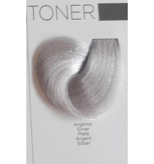 Toner per capelli Argento 100 ml Inebrya Color