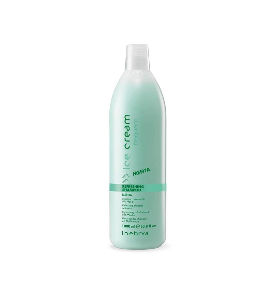Shampoo Rinfrescante alla Menta Refreshing 1000 ml - prodotti per parrucchieri - hairevolution prodotti