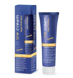 Crema Illuminante per Capelli Biondi, Decolorati e Con Meches 100 ml - prodotti per parrucchieri - hairevolution prodotti