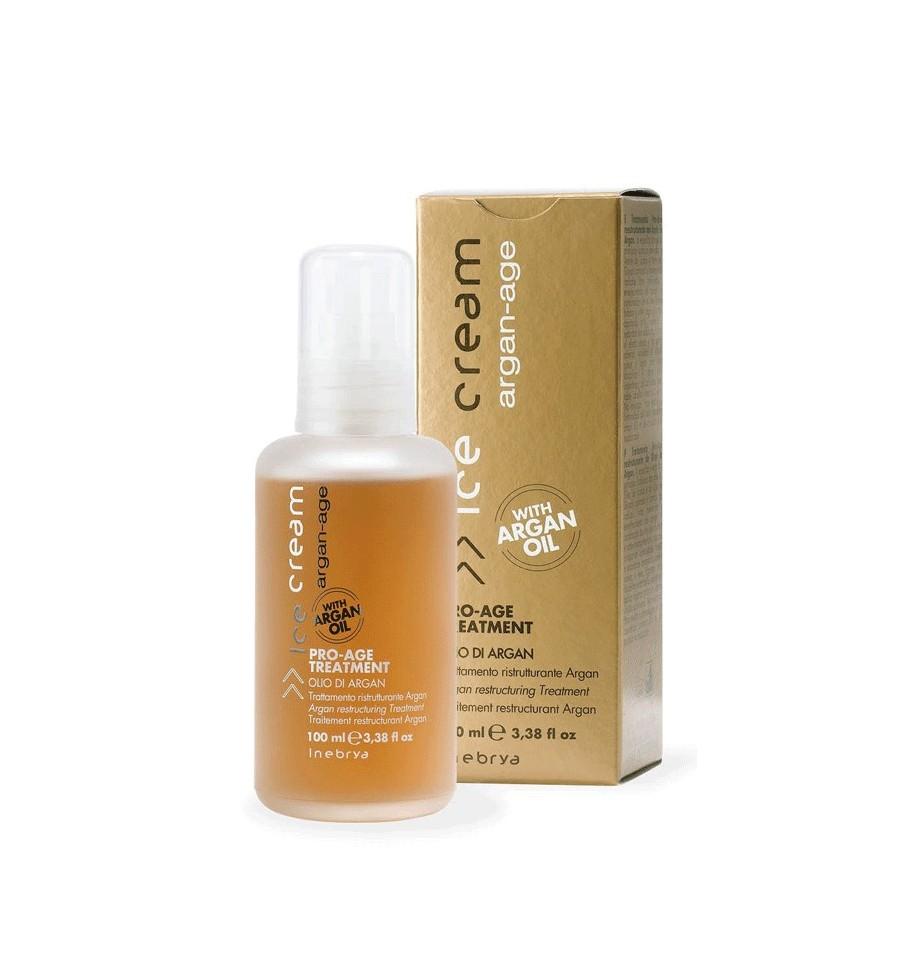 Trattamento ristrutturante per capelli Pro-Age all'Olio d'Argan 100 ml - prodotti per parrucchieri - hairevolution prodotti