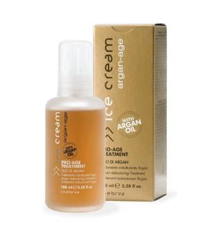 Trattamento ristrutturante per capelli Pro-Age all'Olio d'Argan 100 ml