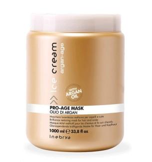 Maschera Pro-Age all'Olio di Argan 1000 ml - prodotti per parrucchieri - hairevolution prodotti