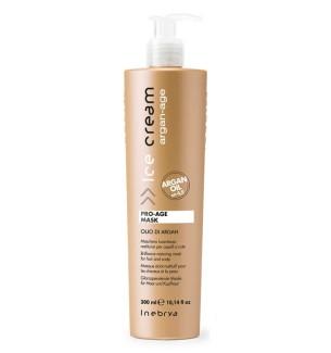 Maschera Pro-Age all'Olio di Argan 300 ml - prodotti per parrucchieri - hairevolution prodotti