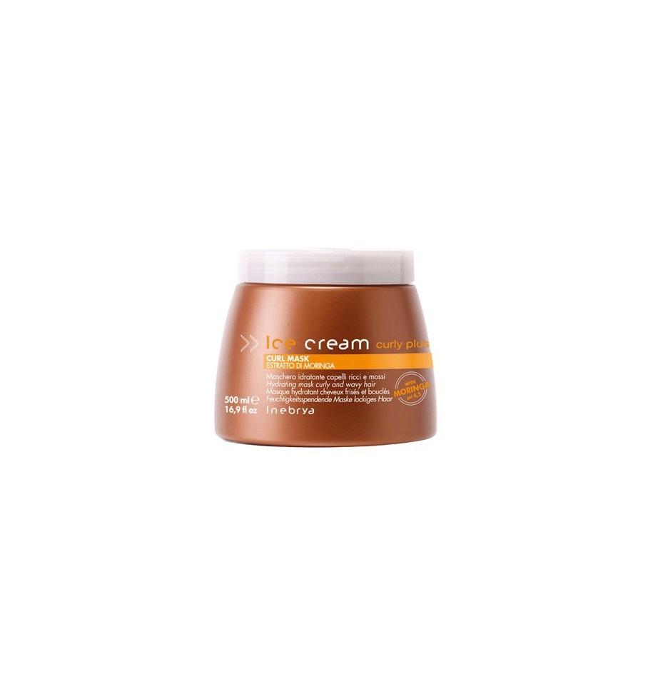Maschera Idratante per Capelli Ricci, Mossi e Permanentati 500ml - prodotti per parrucchieri - hairevolution prodotti