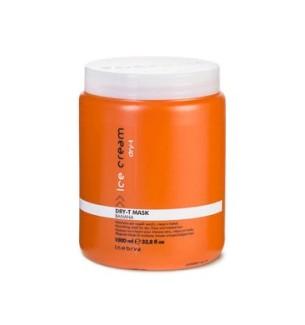 Maschera Banana Dry-T per Capelli Secchi, Crespi e Trattati 1000ml - prodotti per parrucchieri - hairevolution prodotti