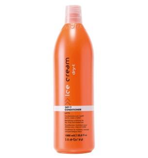 Conditioner Dry-T Latte per capelli secchi, crespi e trattati 1000ml - prodotti per parrucchieri - hairevolution prodotti