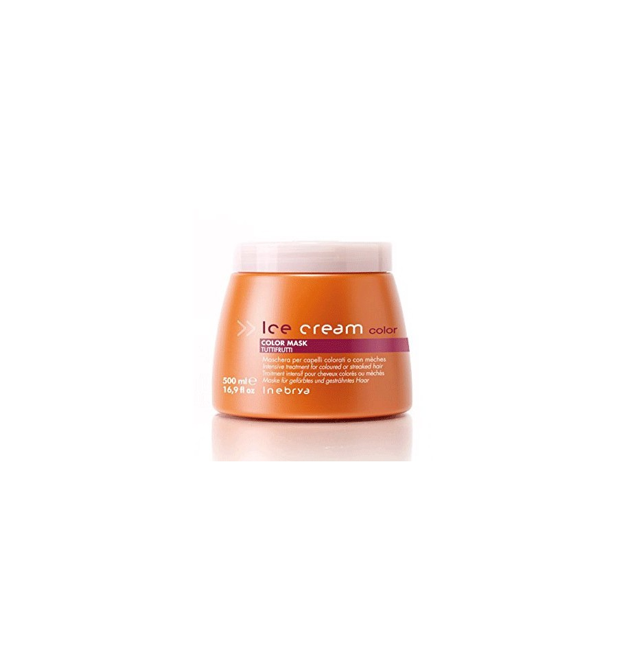 Maschera TuttiFrutti Color Mask per Capelli Colorati o Meches 500 ml - prodotti per parrucchieri - hairevolution prodotti