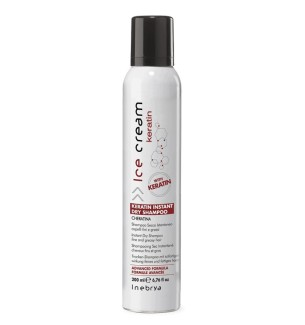 Shampoo a secco con cheratina Keratin Istant Dry Shampoo 200ml - prodotti per parrucchieri - hairevolution prodotti