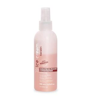 Conditioner Cheratinico Bifasico Ristrutturante Keratin Bi-Phase 200 ml - prodotti per parrucchieri - hairevolution prodotti