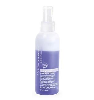 Condizionatore Bifasico Capelli biondi, Decolorati e Meches 200 ML - prodotti per parrucchieri - hairevolution prodotti