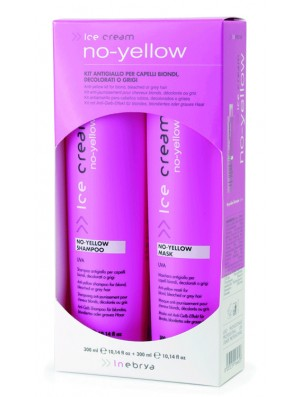 NO-YELLOW KIT 300 ML INEBRYA