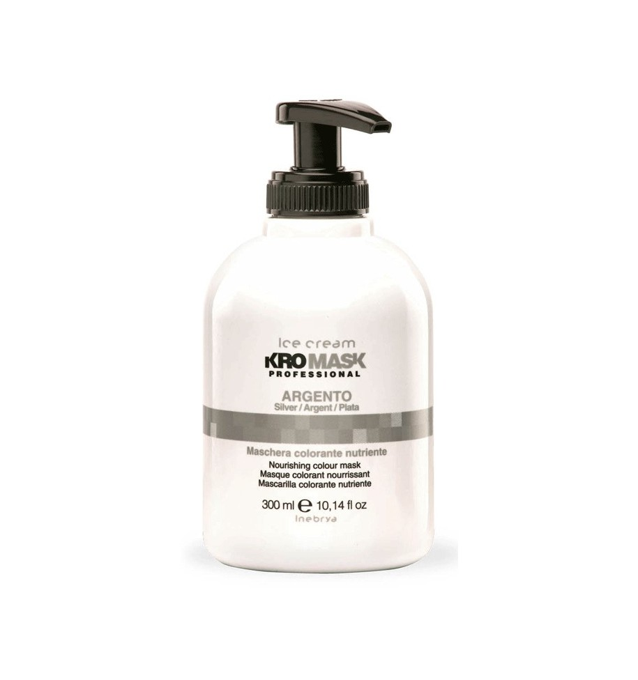 KROMASK ARGENTO 300 ML INEBRYA - prodotti per parrucchieri - hairevolution prodotti