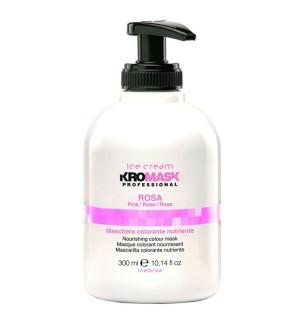 KRO MASK MASCHERA COLORATA ROSA INEBRYA - prodotti per parrucchieri - hairevolution prodotti
