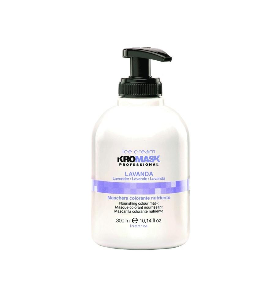 Maschera Colorata Nutriente Kromask Lavanda Inebrya - prodotti per parrucchieri - hairevolution prodotti