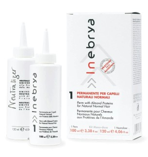 PERMANENTE MONO-DOSE 1 INEBRYA - prodotti per parrucchieri - hairevolution prodotti