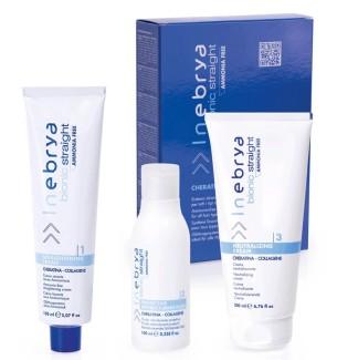 Stiratura per capelli senza Ammoniaca Bionic Inebrya