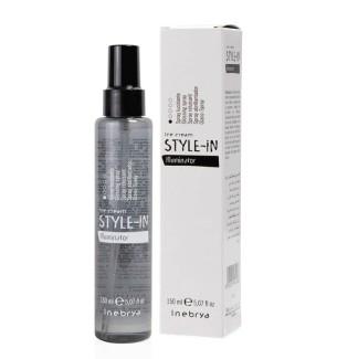 Spray per capelli Lucidante Illuminator  Style-In 150ml Inebrya
