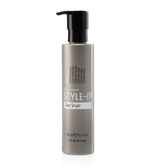 FLUIDO LISCIO-RICCIO STYLE-IN DUO STYLE 250ML - prodotti per parrucchieri - hairevolution prodotti