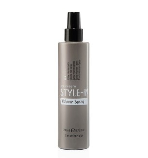 21038 SPRAY VOLUMIZZANTE STYLE-IN 200 ML INEBRYA - prodotti per parrucchieri - hairevolution prodotti