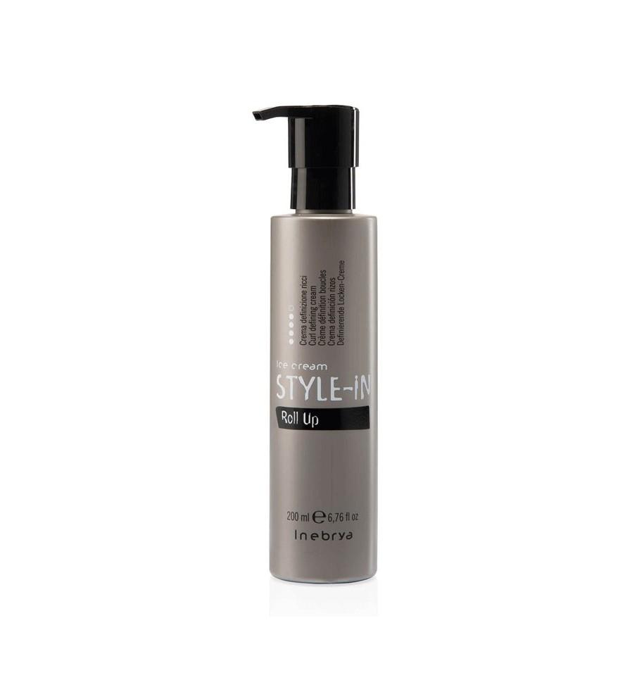 Crema Definizione Ricci Roll Up STYLE-IN 200 ml - prodotti per parrucchieri - hairevolution prodotti