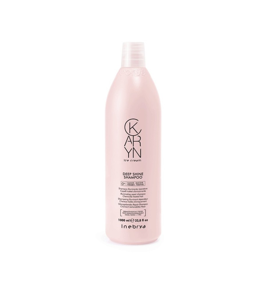 Shampoo Illuminante Riparatore Deep Shine Karin 1000ml - prodotti per parrucchieri - hairevolution prodotti